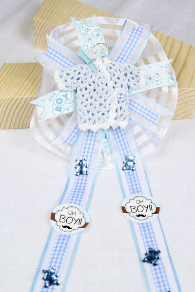 1 pcs-Mother Corsage Boy/Girl