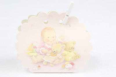 12 pcs-Baby Clam Baby Toys Engraving Box