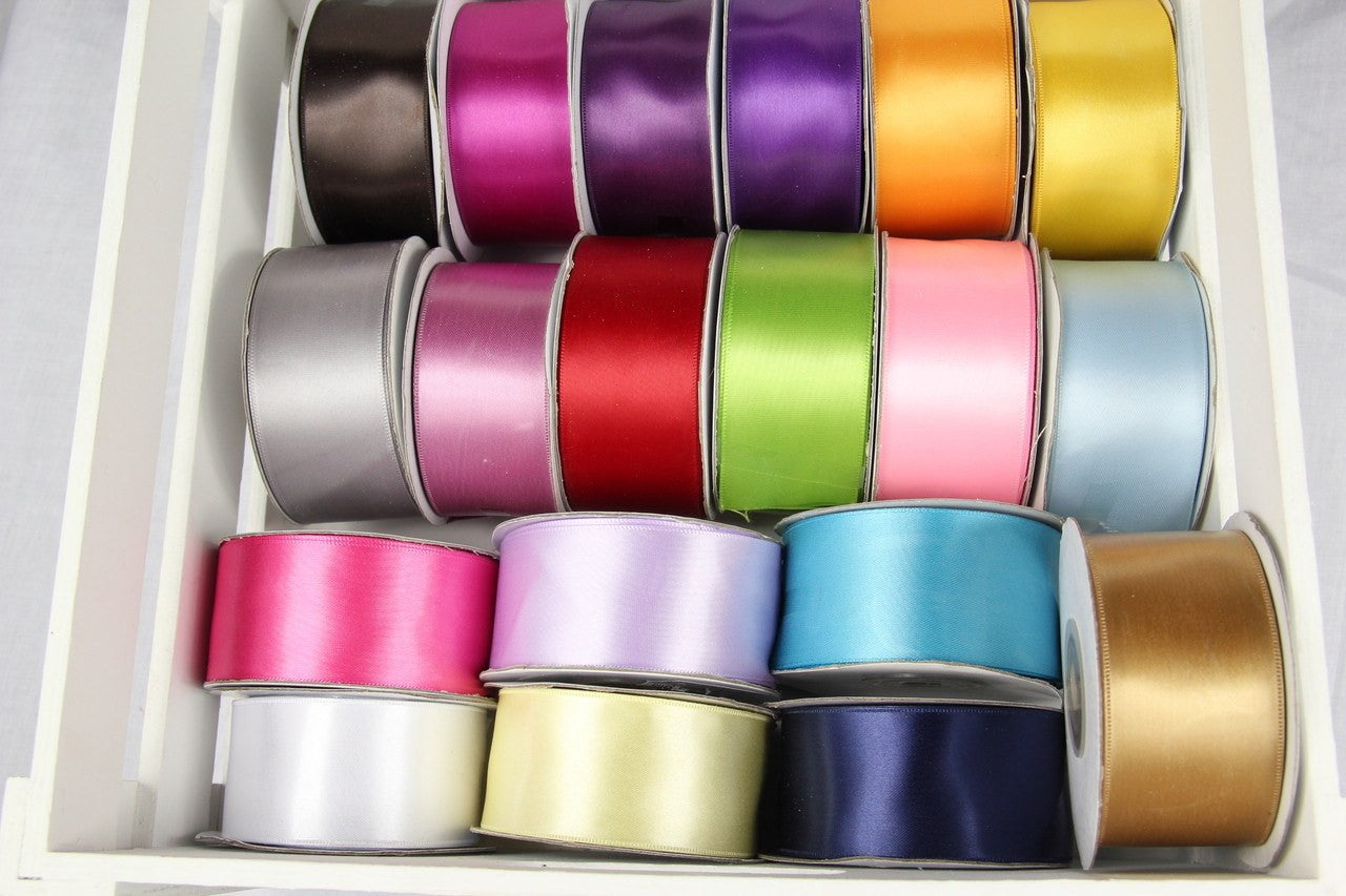 Satin Ribbon 4 sizes