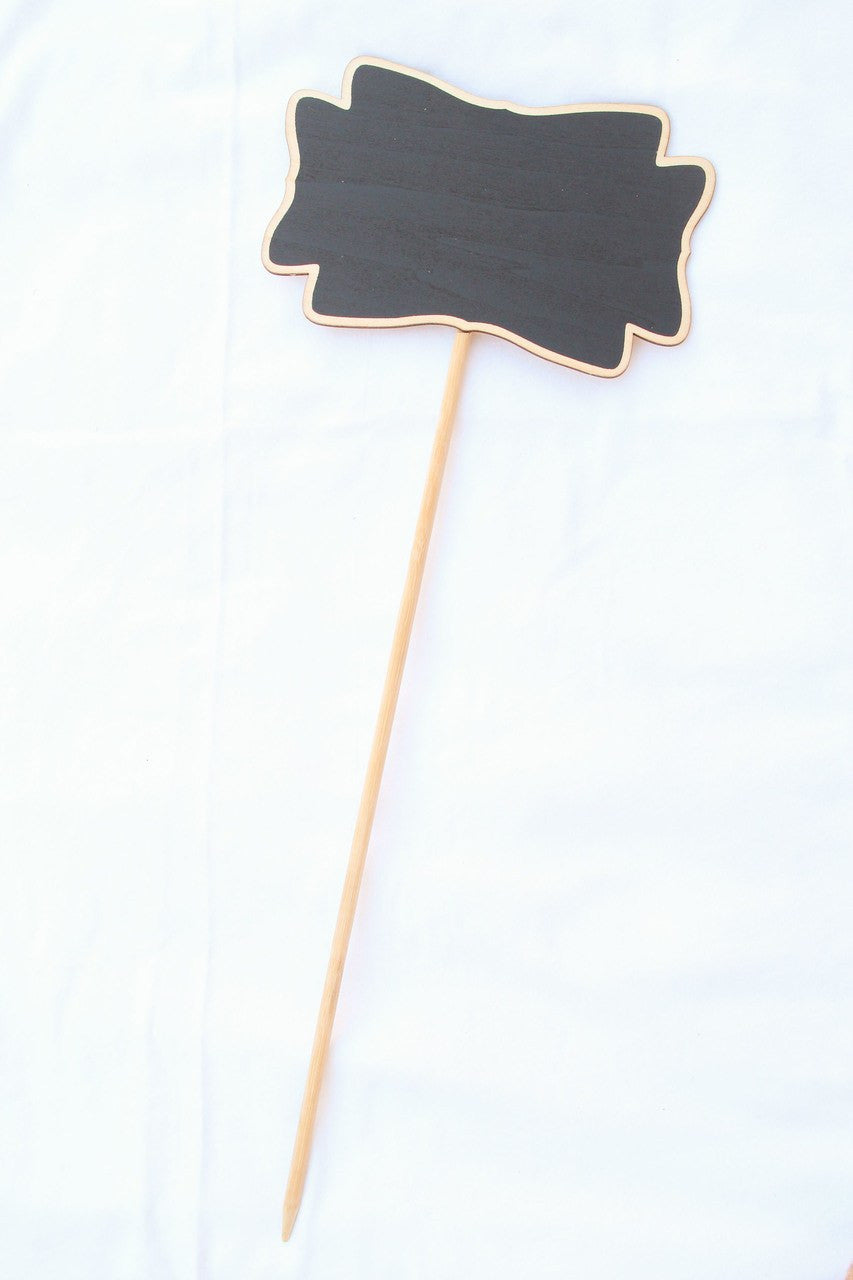 "19.5""- Chalkboard Picket"