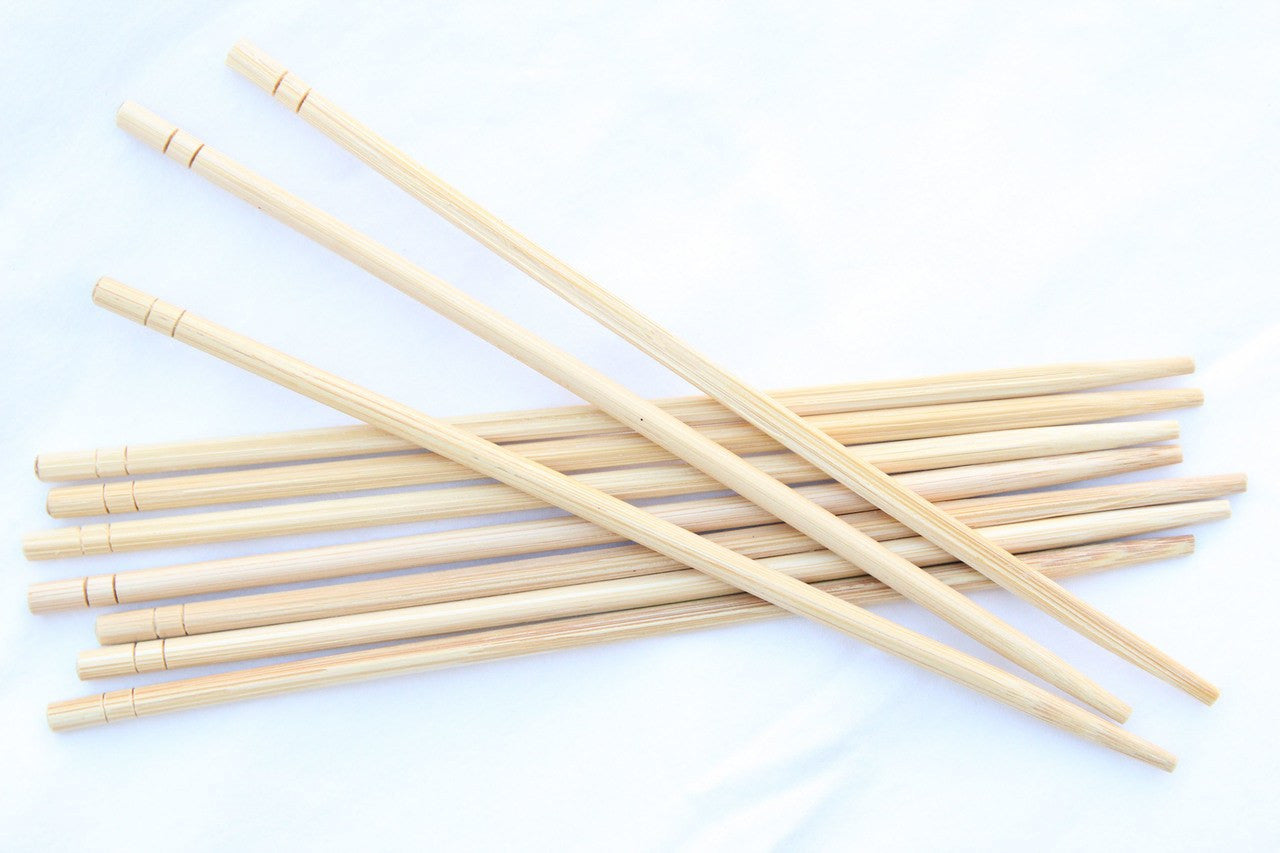 "24 pcs- 9"" Wooden Sticks"