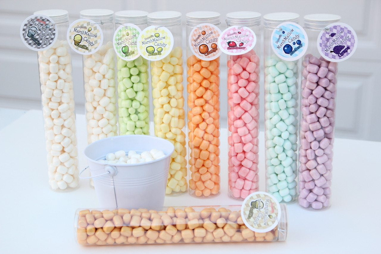 200 pcs- Flavor Marshmallow Candy
