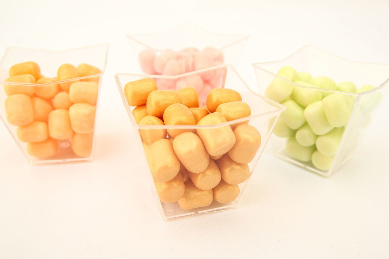12 pcs- Small Plastic Candy Containers