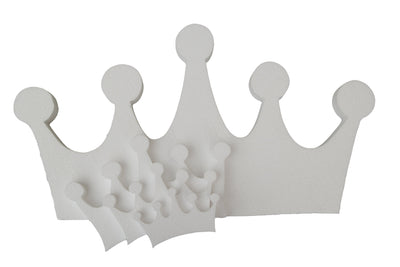 White Foam Crown