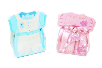 12 pcs-Baby Shirt and Dress Boxes