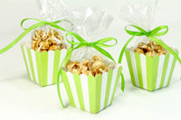 12 pcs- Mini Popcorn Favor Box