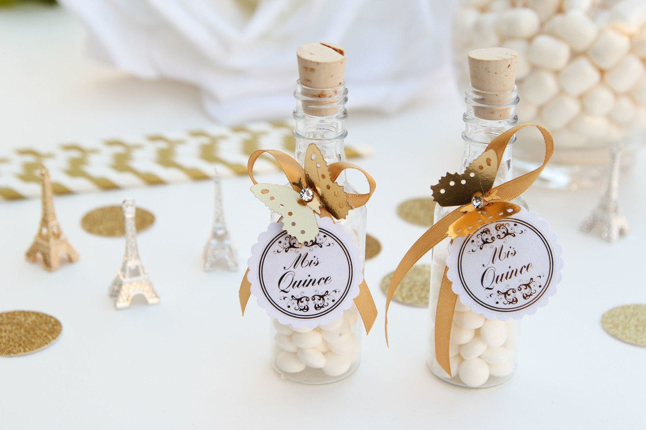 Baby Shower Princess Butterfly Candy Pop Party Favors - Americasfavors