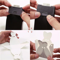 A-Line White Dress Box & Bow Tie Suit Box (12 pieces)