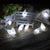 5M 20 LED Halloween Ghost String Decorative Lights