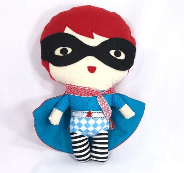 Super Hero Doll
