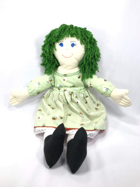 Mini Rag Doll - Chantelle
