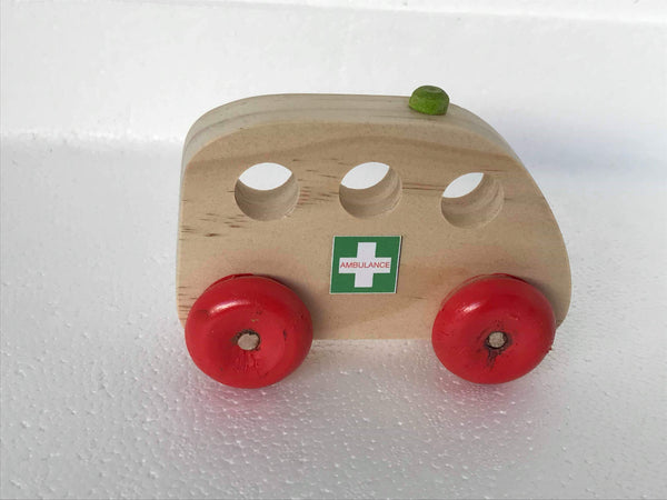 Mini Vehicles - Ambulance