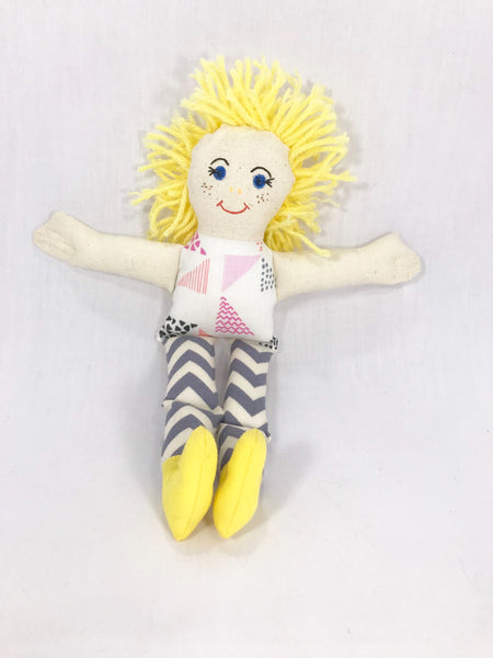 Micro Rag Doll - Brooke