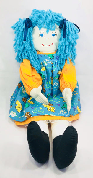 Large Rag Doll - Anna