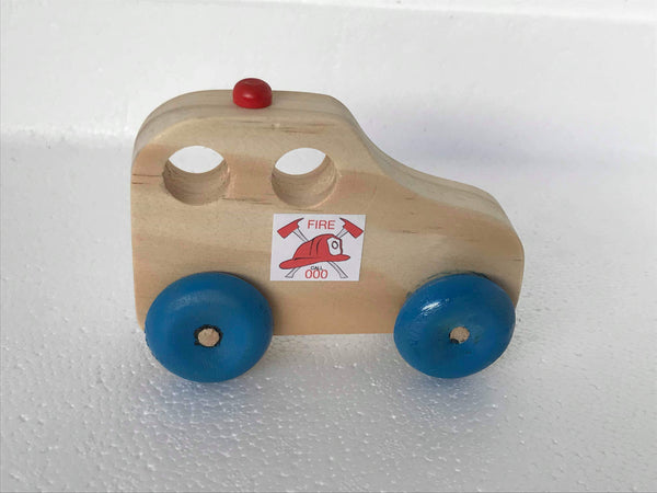 Mini Vehicles - Fire engine