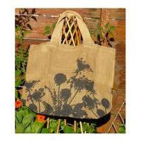 Jute Grocery Shopper - slate