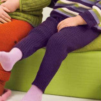 Organic Wool Knitted Leggings - Disana to 7yrs - ON SALE