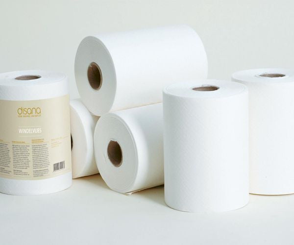 Nappy Liner Fleece Roll - Disana Disposable 100 sheets per roll