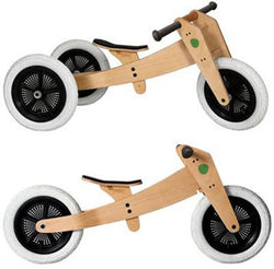 Wishbone Balance Bike 3-in-1 High