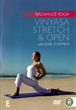Vinyasa Stretch and Open Yoga with Jessie Chapman