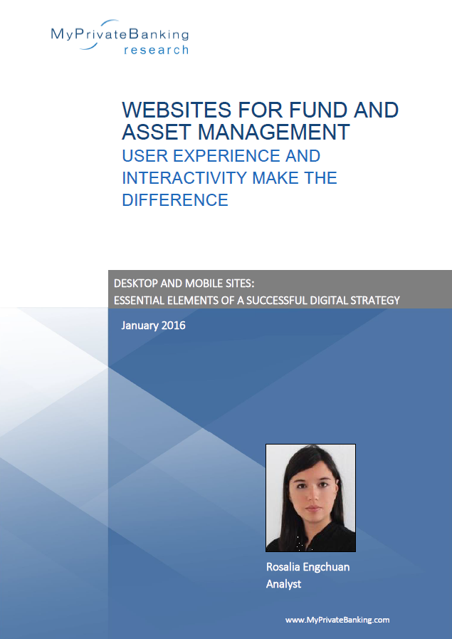 Fund Managers Websites for Retail Clients-Research Report-MyPrivateBanking Research