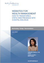 Websites for Wealth Management - How to transform a static online presence into a digital dialogue-Research Report-MyPrivateBanking Research