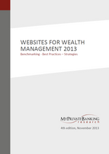 Websites for Wealth Management-Research Report-MyPrivateBanking Research