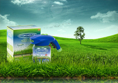 Hydro Mousse Liquid Lawn Kit + FREE Refil Kit - Buy Online - Affordable  Online Shopping — Snatcher
