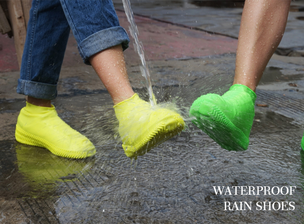 Waterproof Silicone Shoe Cover - Buy Online - Affordable Online ...