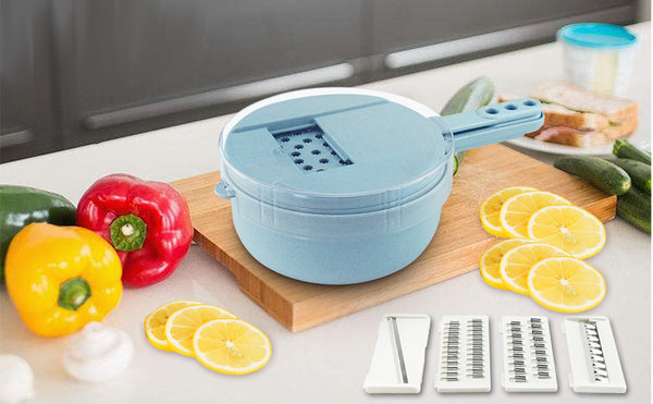 9-In-1 Vegetable And Fruit Cutter - Buy Online - Affordable Online ...