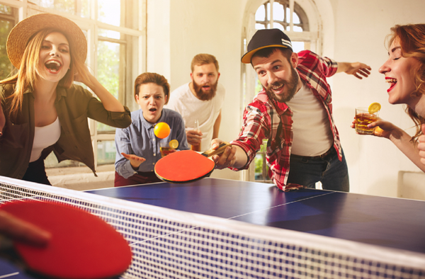 Retractable Table Tennis Net – Snatcher