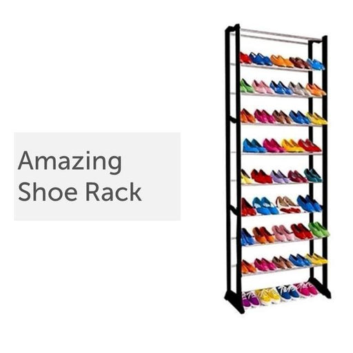 10 Tier Shoe Rack | Shop Online | Snatcher