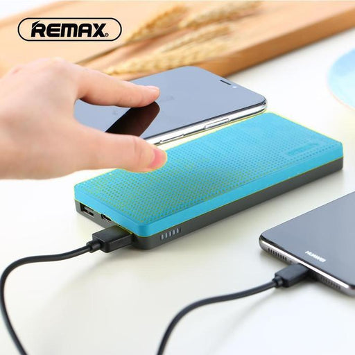 10000mah Wireless Remax Power Bank | Shop Online | Snatcher
