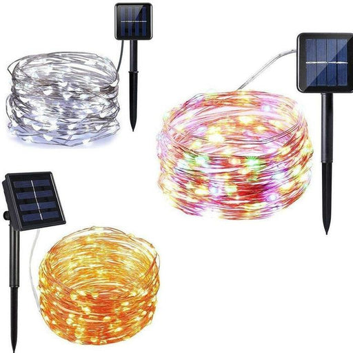 10m/20m Solar Fairy Lights | Shop Online | Snatcher