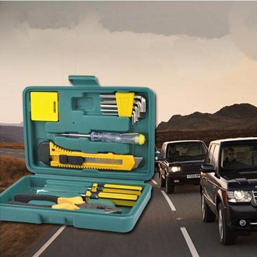 11 Piece Car Repair Kit Toolbox | Shop Online | Snatcher