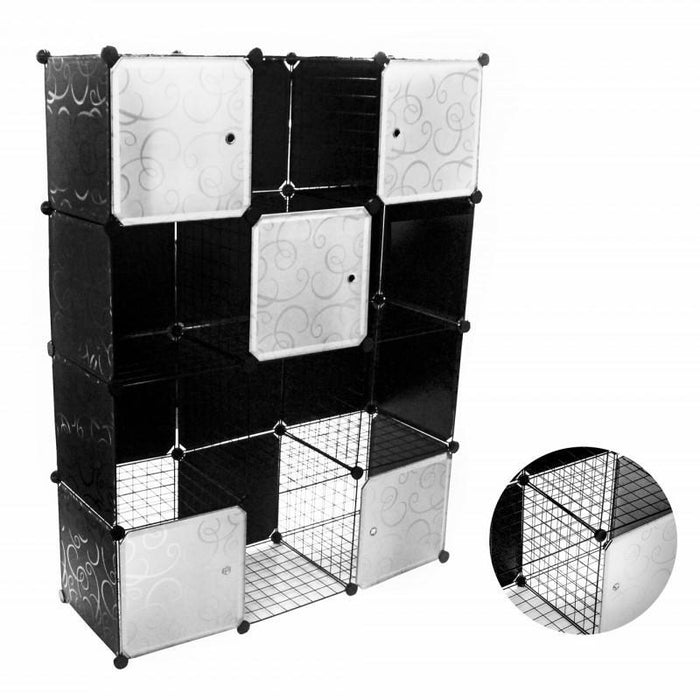 12 Cube Display Unit | Shop Online | Snatcher
