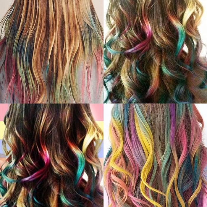 12 Piece Hair Chalkin | Shop Online | Snatcher