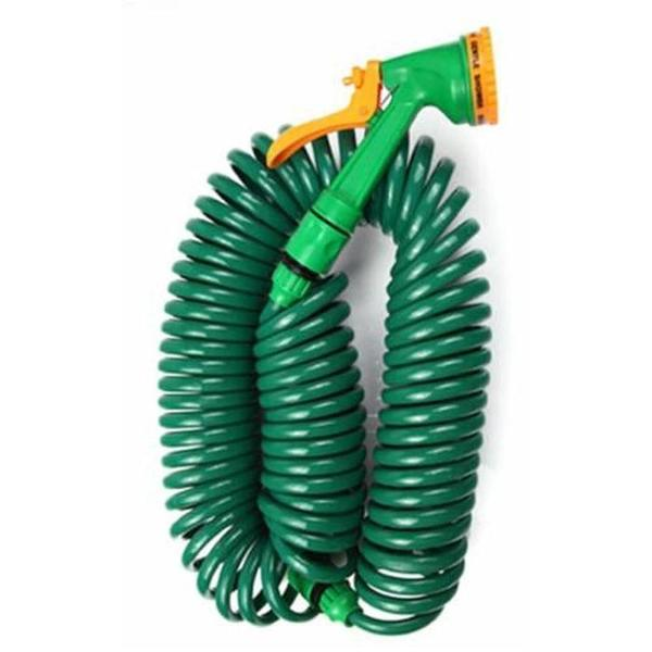 15m Coiled Retractable Hose