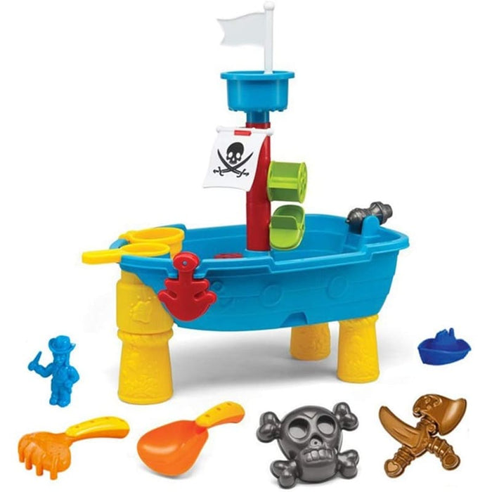 Jeronimo - Pirate Boat Sand & Water Table
