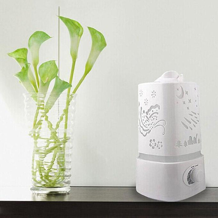 1.5L Ultrasonic Aroma Air Humidifier | Shop Online | Snatcher