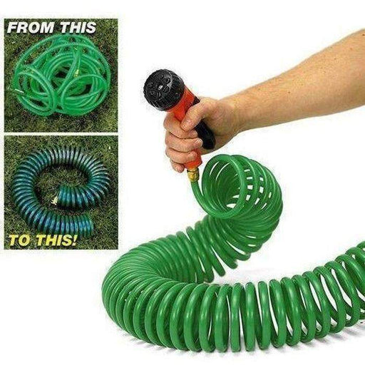 15m Coiled Retractable Hose | Shop Online | Snatcher