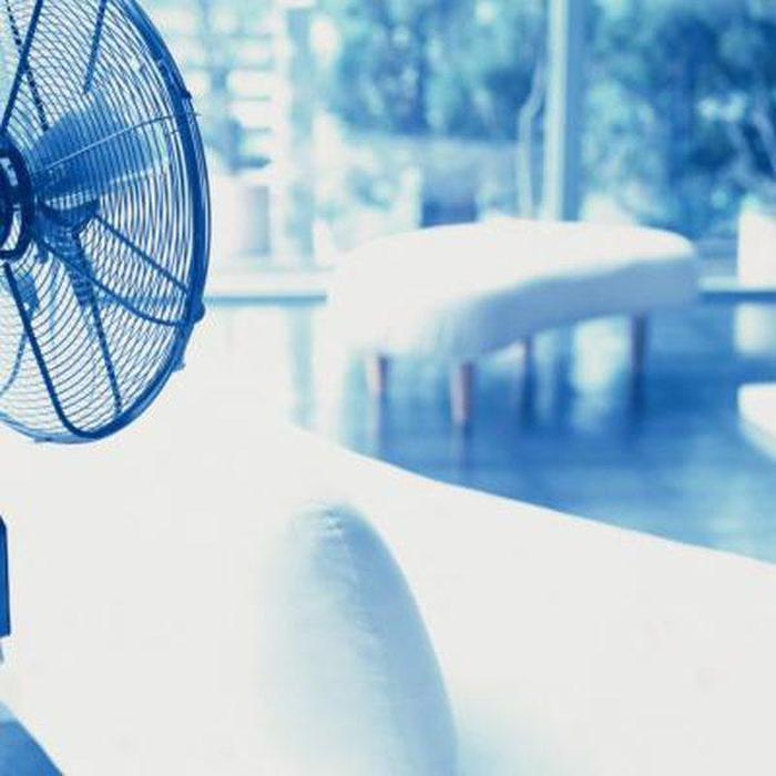 "16"" Telescopic Floor Fan 