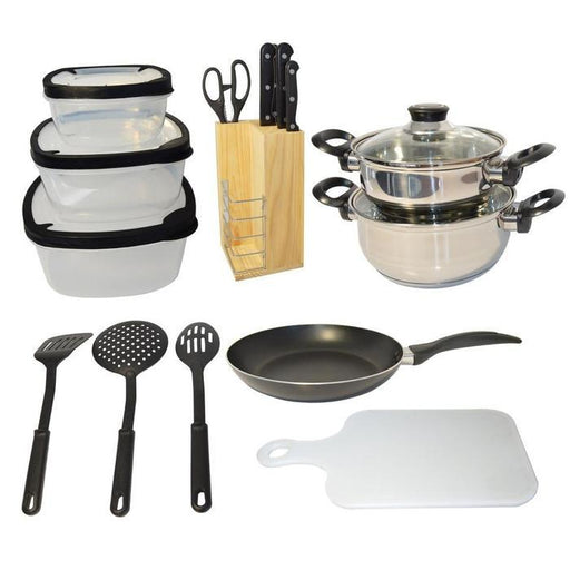 17 Piece Cookware Set | Shop Online | Snatcher