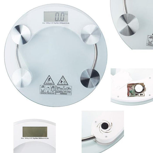 180KG Glass Precision Digital Scale | Shop Online | Snatcher