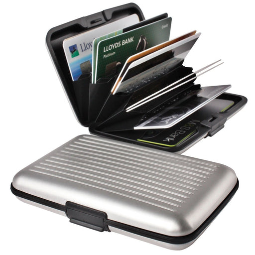 2-For-1 Aluminium Wallet | Shop Online | Snatcher