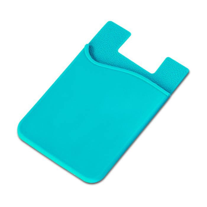 2-For-1 Colorful Phone Silicone Card Holder | Shop Online | Snatcher