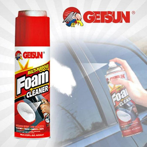 2-For-1 GETSUN Multi Purpose Foam Cleaner | Shop Online | Snatcher