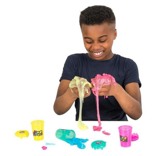 2-for-1 Kinetic Slime DIY Kit- Mystery Pack | Shop Online | Snatcher
