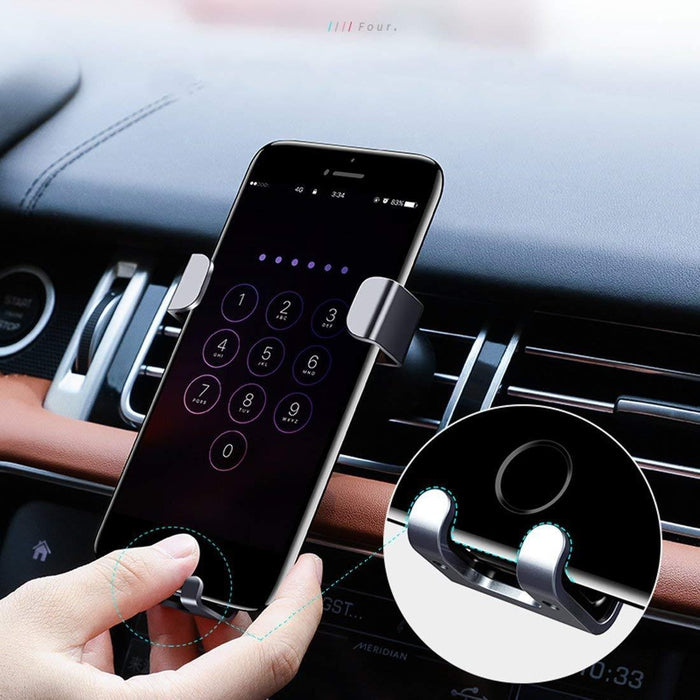 2-for-1 Universal Air Vent Car Phone Holder | Shop Online | Snatcher
