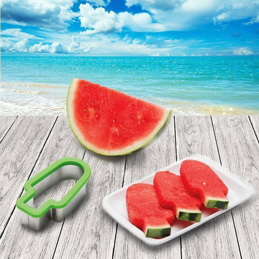 2-For-1 Watermelon Popsicle Slicer | Shop Online | Snatcher